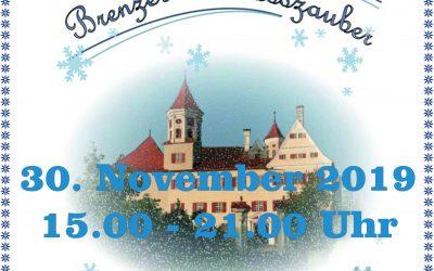 Brenzer Schlosszauber